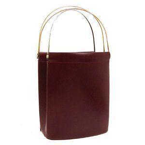 Cartier Trinity Cage Handbag LARGE.  FRANCE